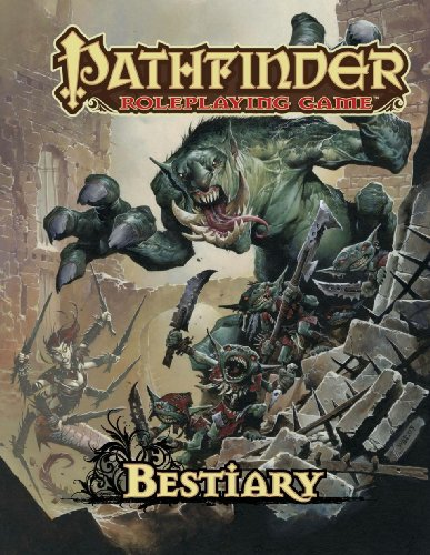 9781601251831: Pathfinder Roleplaying Game: Bestiary 1