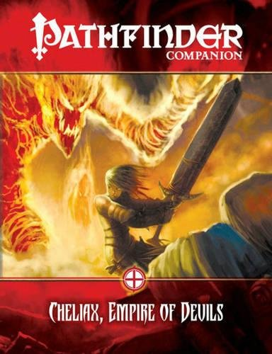 9781601251916: Pathfinder Companion: Cheliax, Empire of Devils