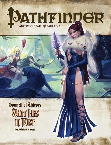 9781601251978: Pathfinder Adventure Path: Council of Thieves #3 - What Lies in Dust