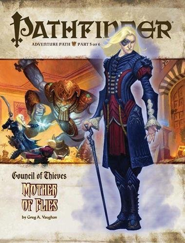 9781601251992: Pathfinder Adventure Path: Council of Thieves #5 - Mother of Flies