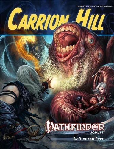 9781601252067: Pathfinder Module: Carrion Hill