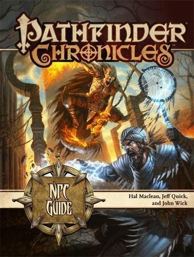 9781601252197: Pathfinder Chronicles: NPC Guide (Pathfinder Chronicles Supplement)