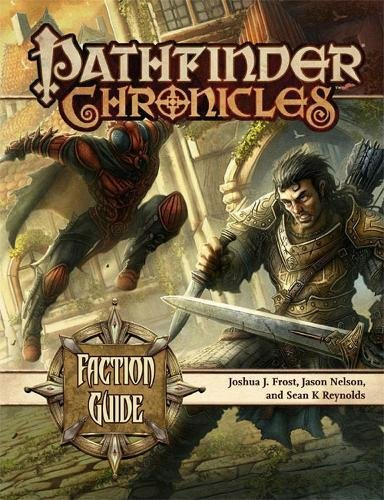 Pathfinder Chronicles: Faction Guide (1601252218) by Paizo Staff
