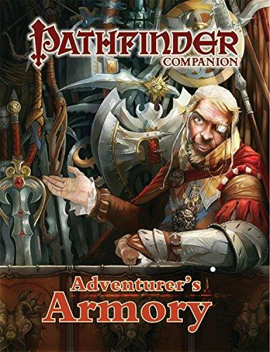 9781601252227: Pathfinder Companion: Adventurer's Armory