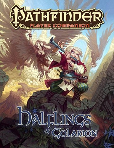 9781601252784: Pathfinder Player Companion: Halflings of Golarion