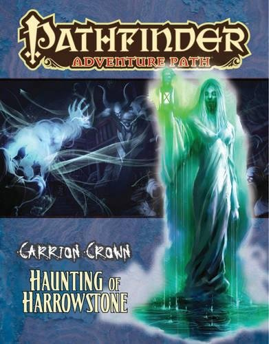 9781601253088: Pathfinder Adventure Path: Carrion Crown Part 1 - Haunting of Harrowstone