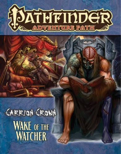 9781601253118: Pathfinder Adventure Path: Carrion Crown Part 4 - Wake of the Watcher
