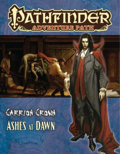 9781601253125: Pathfinder Adventure Path: Carrion Crown Part 5 - Ashes at Dawn