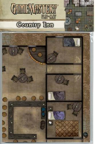 GameMastery Flip-Mat: Country Inn: Macourek, Corey