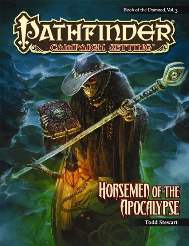 9781601253736: Pathfinder Chronicles: Book of the Damned Volume 3 - Horsemen of the Apocalypse