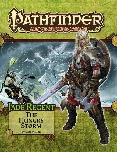 9781601253743: Pathfinder Adventure Path: Jade Regent Part 3 - Hungry Storm