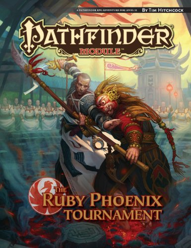 9781601253811: Pathfinder Module: The Ruby Phoenix Tournament