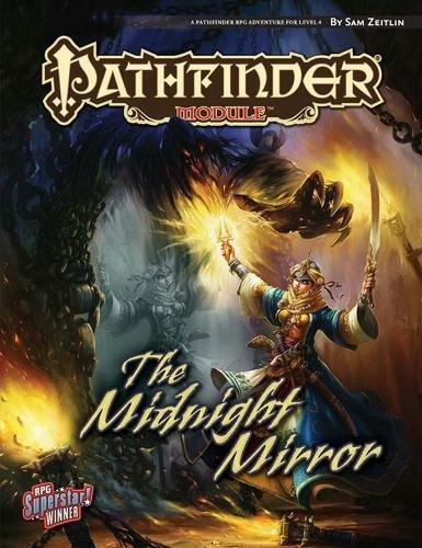 9781601254016: Pathfinder Module: The Midnight Mirror