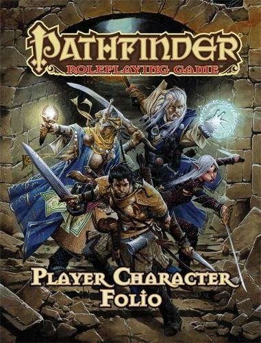9781601254450: Pathfinder Roleplaying Game Player Character Folio