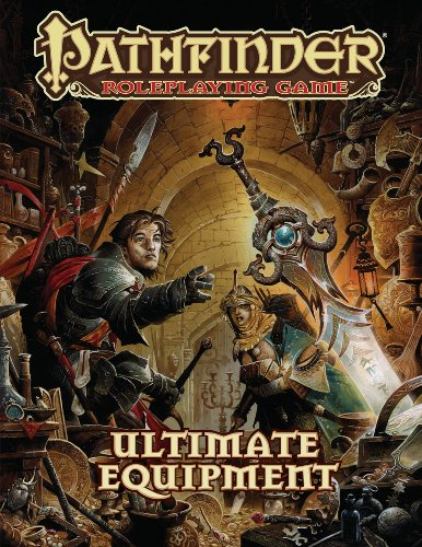 9781601254498: Pathfinder Roleplaying Game: Ultimate Equipment
