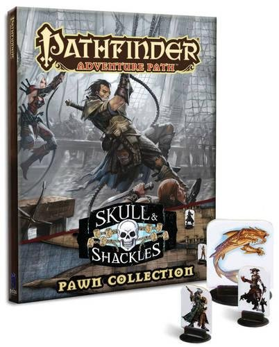 9781601254504: Pathfinder Pawns: Skull & Shackles Adventure Path Pawn Collection