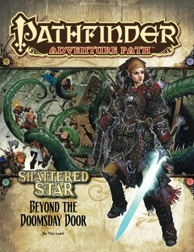 9781601254740: Pathfinder Adventure Path: Shattered Star Part 4 - Beyond the Doomsday Door