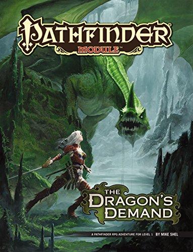 9781601255273: Pathfinder Module: The Dragon's Demand
