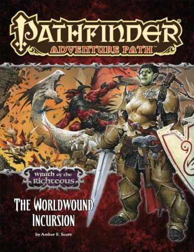 9781601255532: Pathfinder Adventure Path: Wrath of the Righteous Part 1 - The Worldwound Incursion