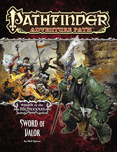 9781601255686: Pathfinder Adventure Path: Wrath of the Righteous Part 2 - Sword of Valor