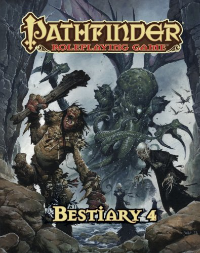 Pathfinder Roleplaying Game: Bestiary 4: Bulmahn, Jason