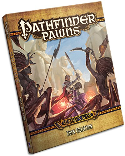 9781601255846: [(Pathfinder Pawns: Mummy's Mask Adventure Path Pawn Collection)] [ By (author) James Jacobs ] [November, 2014]