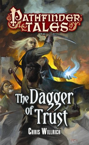9781601256140: Pathfinder Tales: The Dagger of Trust