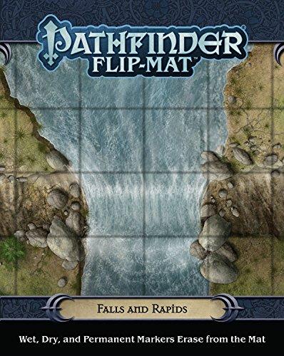 9781601256249: Pathfinder Flip-Mat Falls and Rapids