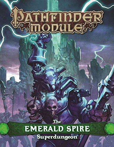 9781601256553: Pathfinder Module: The Emerald Spire Superdungeon