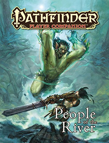 9781601256669: Pathfinder Player Companion: People of the River