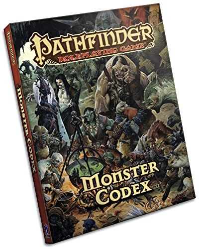 Monster Codex (Pathfinder Roleplaying Game - Core: Dennis Baker, Jesse