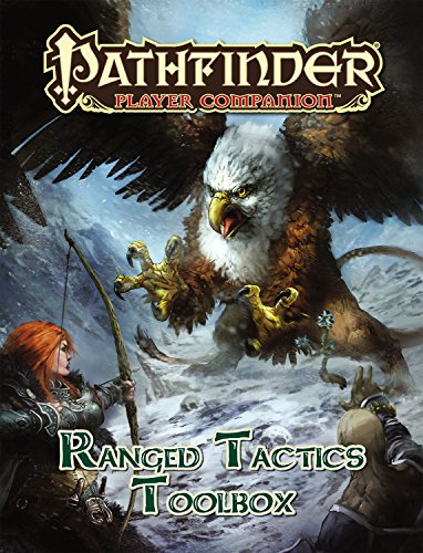 9781601257055: Pathfinder Player Companion: Ranged Tactics Toolbox