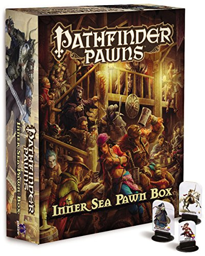 Pathfinder Pawns: Paizo Staff