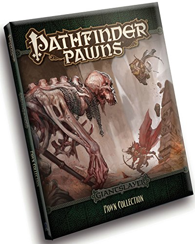 Pathfinder Pawns: Giantslayer Pawn Collection: Rob Mccreary