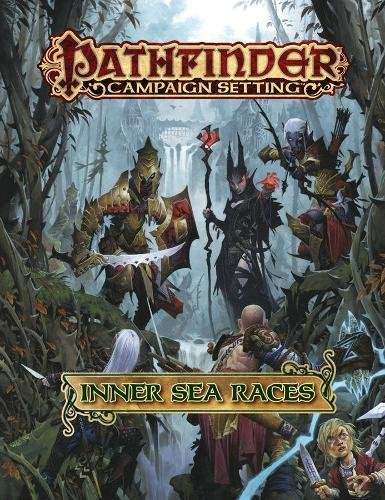 9781601257222: Pathfinder Campaign Setting: Inner Sea Races