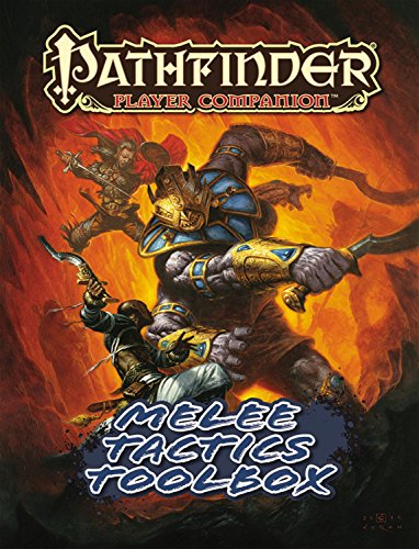 9781601257321: Pathfinder Player Companion: Melee Tactics Toolbox