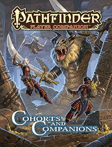 Pathfinder Player Companion: Cohorts & Companions: Staff, Paizo