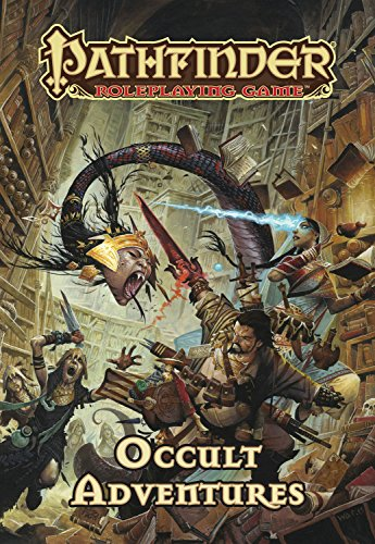 Pathfinder Roleplaying Game: Occult Adventures (Hardcover): Jason Bulmahn