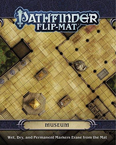 Pathfinder Flip-Mat: Museum: Engle, Jason A.