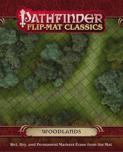 Pathfinder Flip-Mat Classics: Woodlands: Corey Macourek, Stephen
