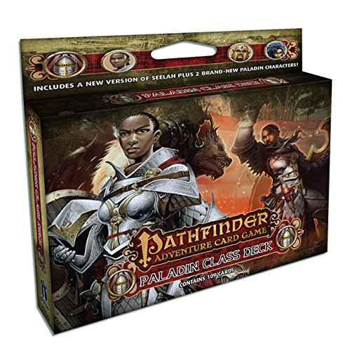 9781601257796: Pathfinder Adventure Card Game: Paladin Class Deck
