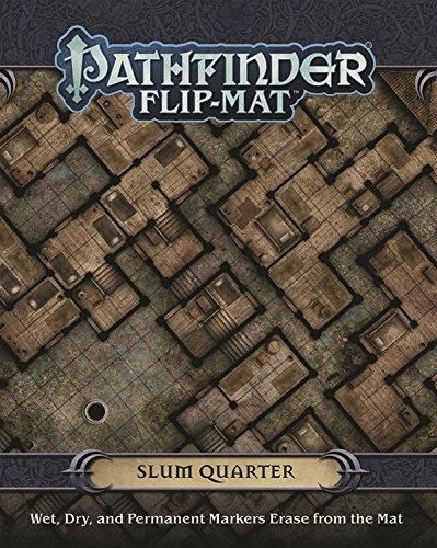 9781601257864: Pathfinder Flip-Mat: Slum Quarter