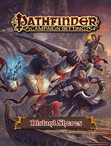 9781601257871: Pathfinder Campaign Setting: Distant Shores (PFRPG)