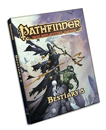 Pathfinder Roleplaying Game: Bestiary 5: Bulmahn, Jason
