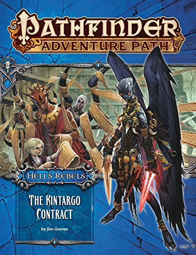 9781601258007: Pathfinder Adventure Path: Hell's Rebels Part 5 - The Kintargo Contract