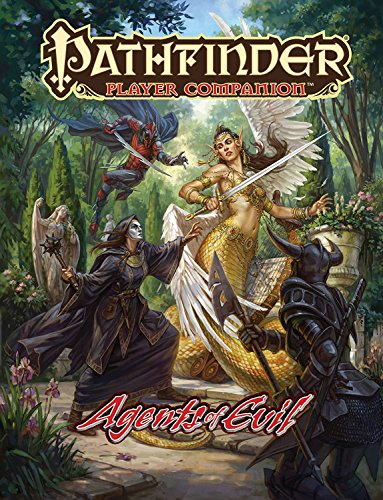 9781601258014: Pathfinder Player Companion: Agents of Evil