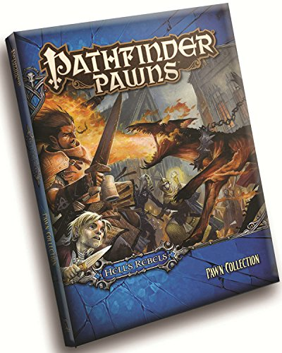 9781601258106: Pathfinder Pawns: Hell's Rebels Adventure Path Pawn Collection