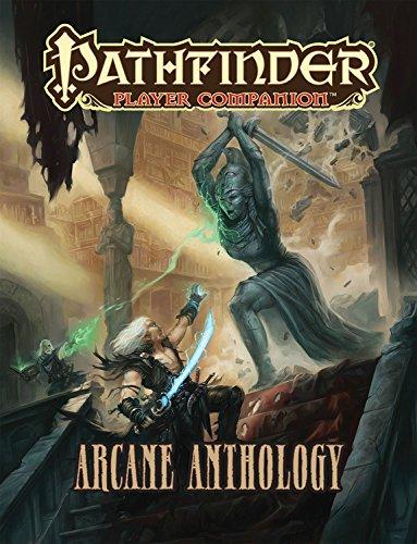 9781601258144: Pathfinder Player Companion: Arcane Anthology