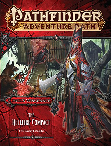 9781601258182: Pathfinder Adventure Path: Hell's Vengeance Part 1 - The Hellfire Compact