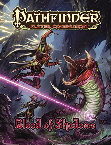9781601258205: Pathfinder Player Companion: Blood of Shadows